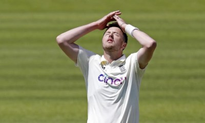 """Ravichandran Ashwin """"Sorry"""" For Ollie Robinson, The Suspended England Cricketer 