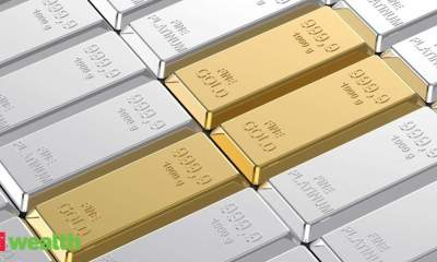 How gold, silver, platinum performed during the week ending July 22, 2021