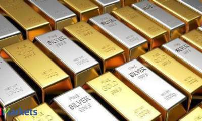 Gold rate: Yellow metal slips, silver a tad lower