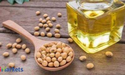 Rising demand lifts refined soya oil futures