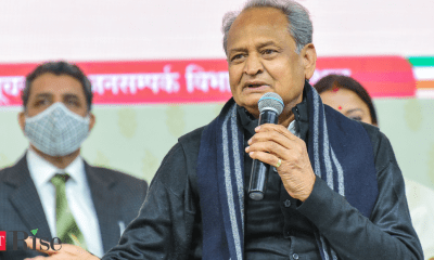 Traders relentless campaign forced Union govt to reintroduce MSME categorisation: Gehlot