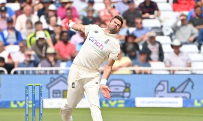 """ENG vs IND, 1st Test Day 2: KL Rahul Shines But """"Ageless"""" James Anderson Swings It In Favour Of England   Cricket News"""