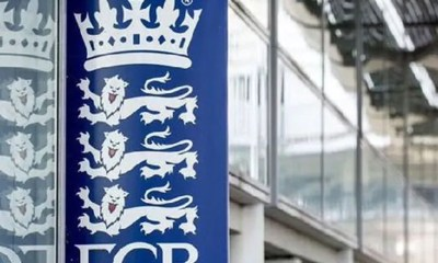 England's Men's And Women's Cricket Tours Of Pakistan Cancelled