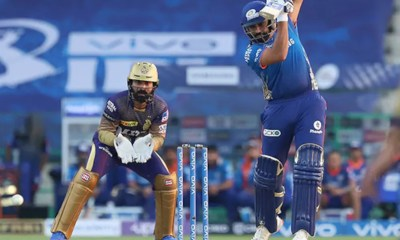 Rohit Sharma First In IPL To Score More Than 1,000 Runs Against One Franchise