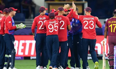 England vs West Indies Cricket Score T20 World Cup 2021 Match Live Updates: Moeen Ali Strikes Again As England Deal West Indies Early Blows