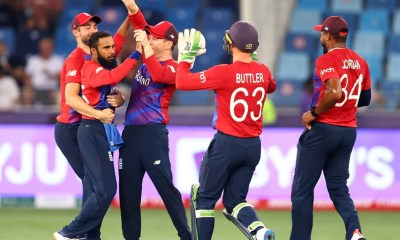 Englands Adil Rashid Lights Up T20 World Cup With Fiery Spell vs West Indies