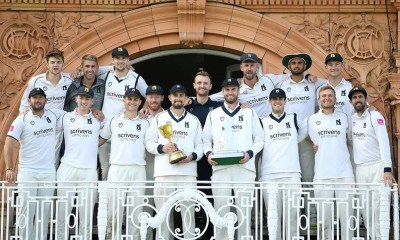 English County Championship Returns To Two-Division Format