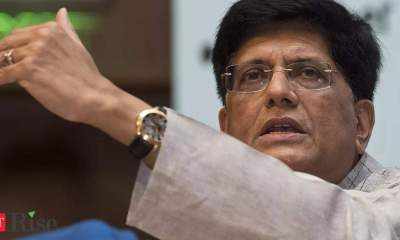 India's trade minister Piyush Goyal to meet Chinese counterpart on Tuesday