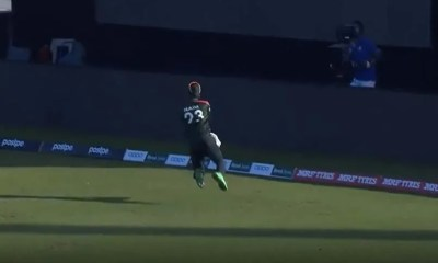 """Watch: """"Mind-Boggling Catches"""" From Final Day Of Oman Leg of T20 World Cup"""