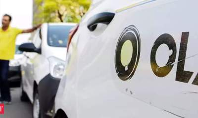 Ola Cars eyes $2 billion in GMV in 12 months, to hire 10,000 people