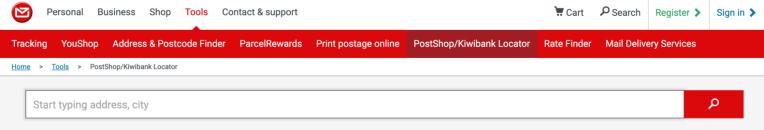 New Zealand buy postage