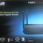 Stuff Fibre provides router