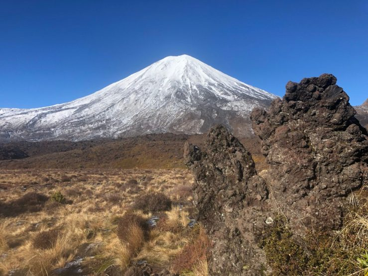Tongariro in June