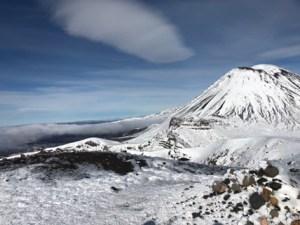 Mt Doom in July