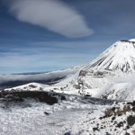 Mt Doom in July