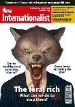 Front cover of New Internationalist magazine, issue 459