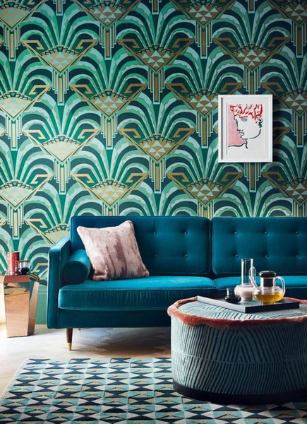 Fashionable interior trends 2021