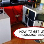 How to Set Up a Standing Desk (and Why)