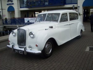 Vintage car restoration - New Ireland Motors - Dublin