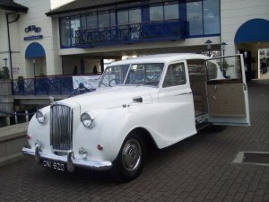 Amazing results from our Vintage Car Restore Team at New Ireland Motors, Baldoyle