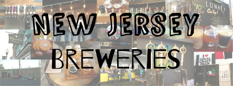 New Jersey Breweries - Header