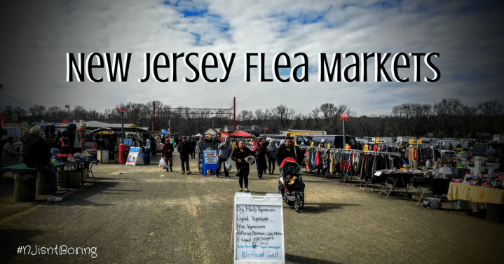 cc154e3c870 Head to one of New Jersey Flea Markets! Great antiques