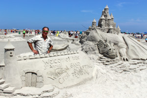 new jersey events - sand
