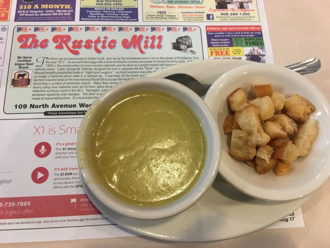 rustic mill diner soup