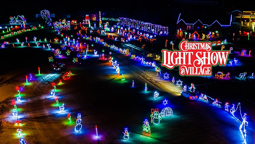 Skylands Christmas Lights 2020 Experience Holiday Magic at Skylands Stadium's Christmas Light