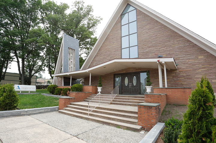 The World Mission Society Church of God in Belleville, New Jersey
