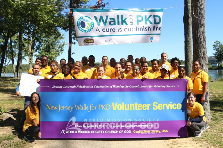 New Jersey Walk for PKD 2016