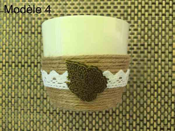 decoration maison pot blanc