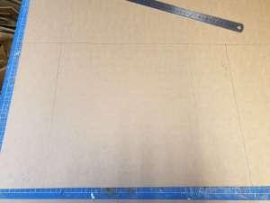 comment construire un meuble en carton soi-même