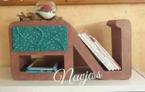 meuble en carton-porte revue-Newjess