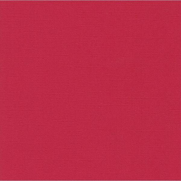 bazzill-rouge-unis-30-x-30-cm-kési'art