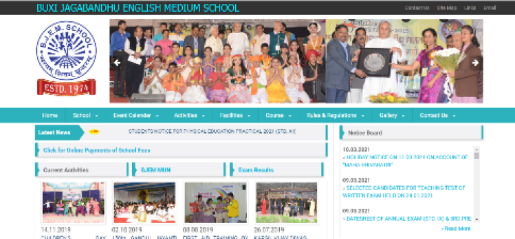 BJEM School Recruitment