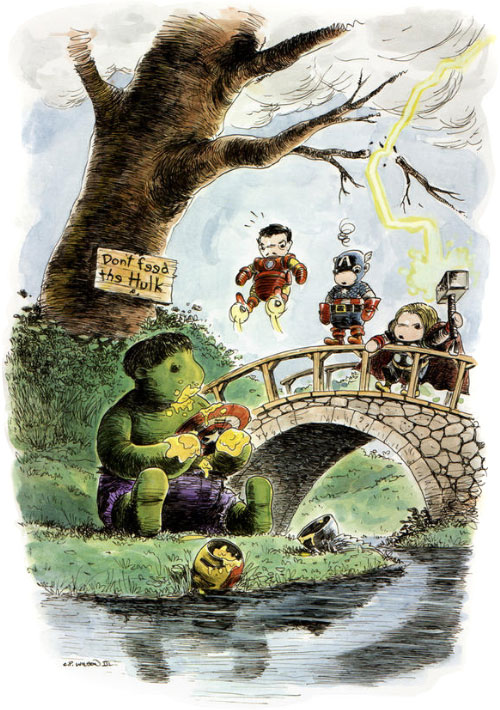 Hulk-Avengers-Charles-Paul-Wilson-III