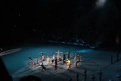 Mongolian performers