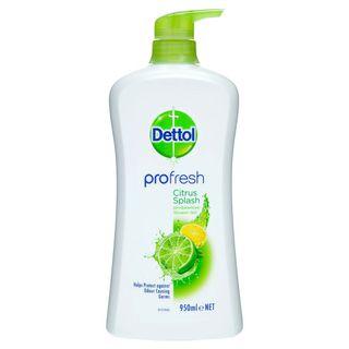 Dettol Profresh Shower Gel 950ml