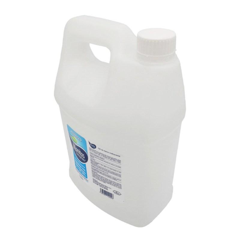 Gallon 4L Antibacterial Waterless Hand Sanitizer Gel OEM