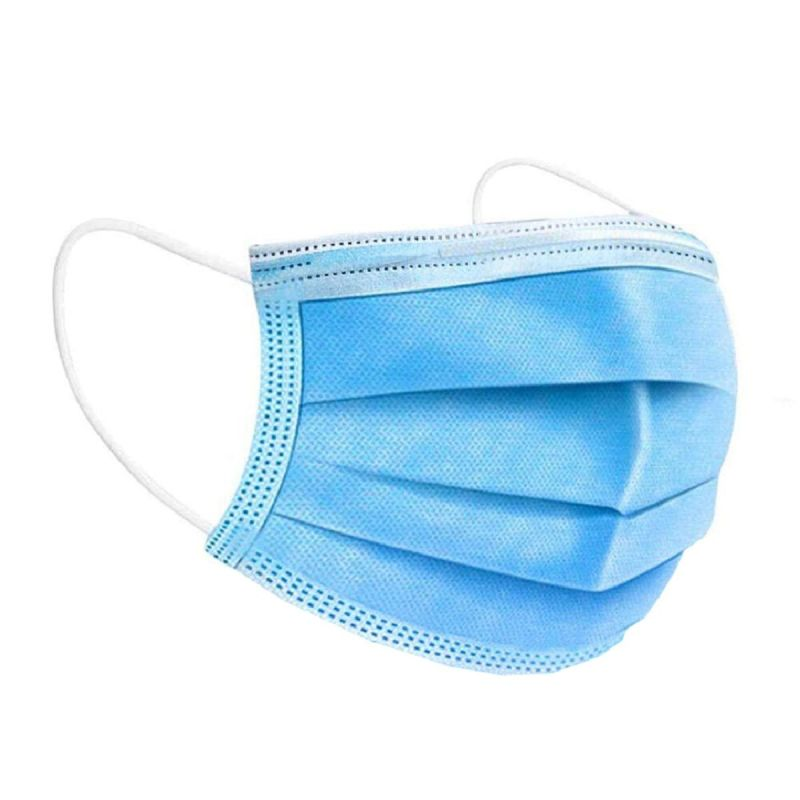 Medical and Surgical Cotton Disposable 3 Ply Face Mask