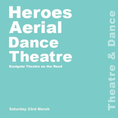 Heroes Aerial Dance
