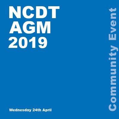 NCDT AGM blue square