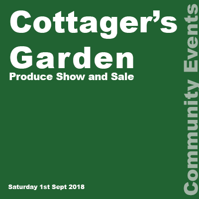 Cottager's Garden Produce Show