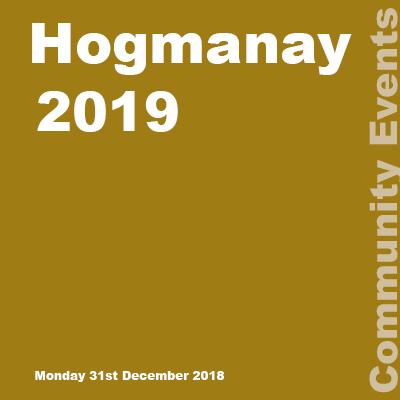 Hogmanay at Newlands Logo
