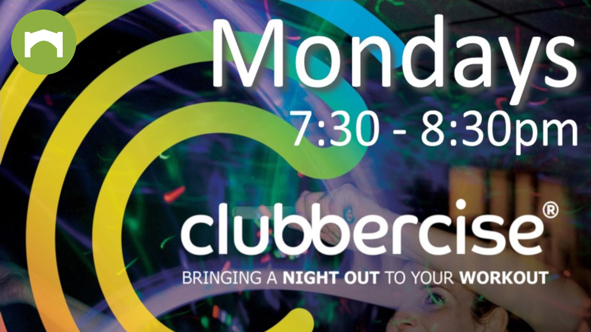 Clubbercise at Newlands banner