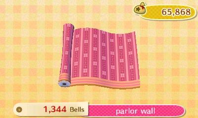 Parlor Wall New Leaf HQ