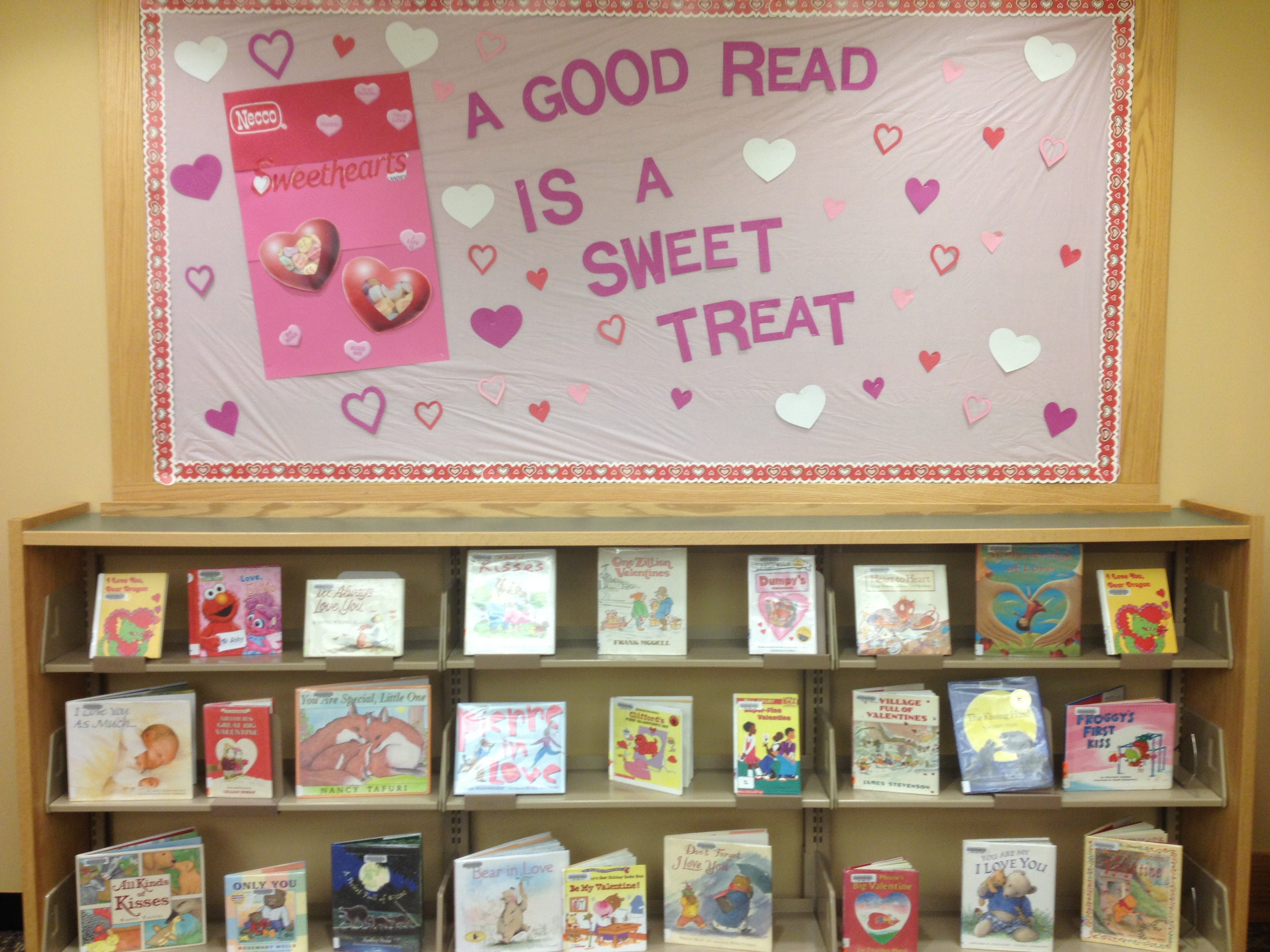 February Bulletin Boards New Lenox Library Youth Services