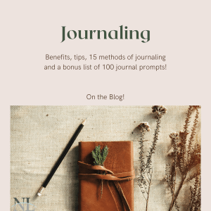 journaling tips methods and prompts