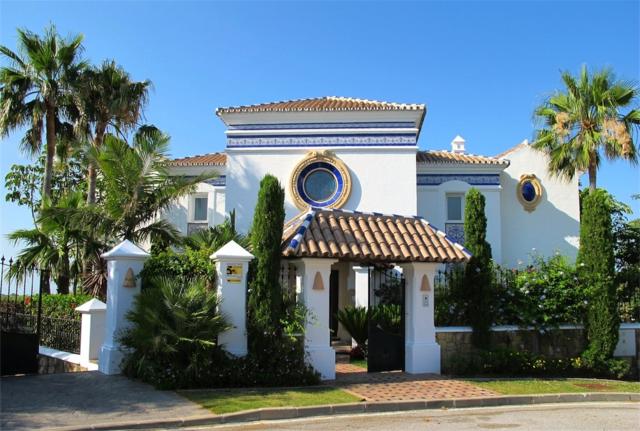 villa La Alqueria GOLF BENAHAVIS